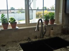 Hi, My plan is to not do standard trim around my kitchen window and tile right up to the window frame. I am sure I've seen it done her. Can anyone who has this plase post a picture if you have one and also let me know how the tile is holding up and whether or not there are cracks due to expansion an...