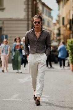 Pitti Uomo 94 - S/S 2019 - The Style Stalker - Street Style by Szymon Brzóska