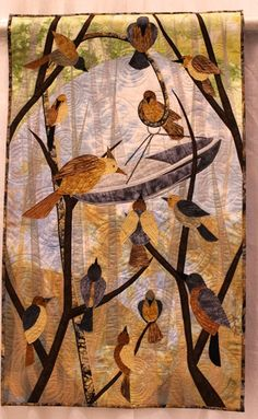 The Raspberry Rabbits: And more from the Mid-Atlantic Quilt Festival