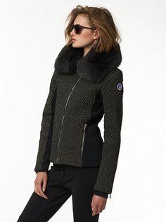 95535f84871c montana ii quilted ski jacket - ski parkas - women - Gorsuch Ski Hosen,  Pelzkragen