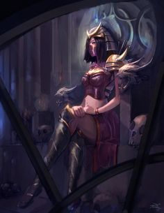 Mileena, The Empress of Outworld by Tiearius on DeviantArt Kung Jin, Videogames, Mortal Kombat 2, Manga Anime, Mileena, Fanart, The Empress, Marvel, Fighting Games