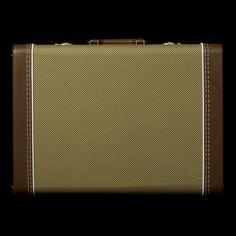 b94ba4a158adad Fender Deluxe Briefcase (Tweed) Fender Deluxe, Used Guitars, Vintage  Guitars, Nerdy