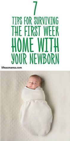 7 Tips For Surviving The First Week Home With Your Newborn (scheduled via http://www.tailwindapp.com?utm_source=pinterest&utm_medium=twpin)