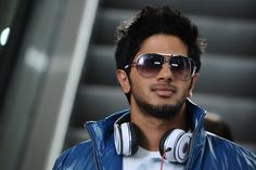 Dulquer in Ustad hotel :)