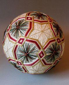 "Japanese Temari Ball made of kimono Silk fabrics ""Kyoto nisijin "" Handmade | Collectibles, Cultures & Ethnicities, Asian | eBay!"