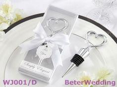 Free Shipping 100box Forever Heart Bottle Stopper WJ001/D wedding present  #weddings #weddingfavors #weddingdecoration #partydecoration #weddingdecor #weddinggifts        上海欧式婚品第一品牌: 倍乐礼品BeterWedding  Add: 上海市松江区古松路八号, 201604 TEL: +86-21-57750096   http://SuperHappyFavors.Taobao.com