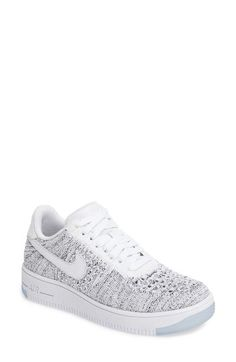 wholesale dealer 03951 7b4d0 Free shipping and returns on Nike Air Force 1 Flyknit Low Sneaker (Women