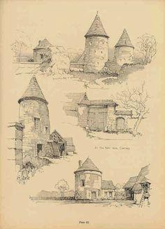 0-3-An+Old+Farm+Near+Chartres-1928.jpg 1,105×1,536 pixels