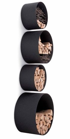 is the benchmark company for those who are looking for the best outdoor fire pits, garden fabric and decorations representing the perfect synthesis between utility and made in Italy design. Wood Holder For Fireplace, Fireplace Wall, Firewood Rack, Indoor Firewood Storage, Range Buche, Fire Pit Area, Fire Pits, Backyard Swings, Outdoor Fireplace Designs