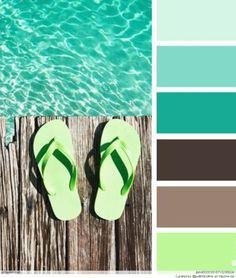 ❤ =^..^= ❤ Color Palettes