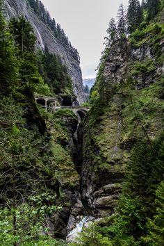 Viamala Schlucht, Switserland truely worth visiting