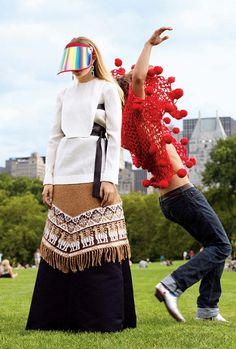 Gigi Hadid in a new photo shoot for Harper's Bazaar Bird of paradise