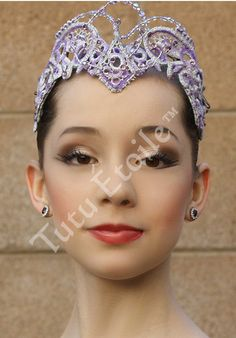 Lilac Fairy Crown - http://www.tutuetoile.com/albums/head-pieces/41-lilac-fairy-crown/