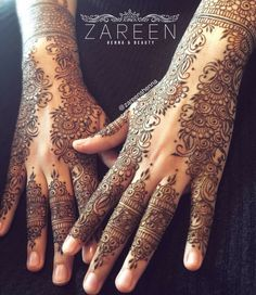This is most pretty amazing henna designs for bridals Finger Henna Designs, Mehndi Designs 2018, Modern Mehndi Designs, Bridal Henna Designs, Mehndi Design Photos, Dulhan Mehndi Designs, Beautiful Henna Designs, Mehndi Designs For Hands, Henna Tattoo Designs