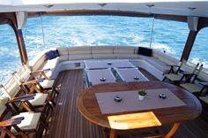 yatta yemek daveti görsel - Google'da Ara Boat Names, Yacht Boat, Poker Table, Have Time, Istanbul, Tub, Outdoor Decor, Boats, Furniture
