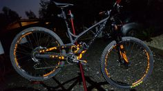 View Vital MTB member Sparky.lab's mountain bike check 'EVIL Insurgent'.