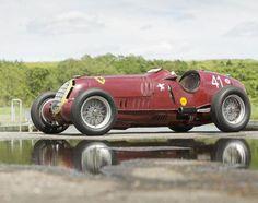 Alfa Romeo 8C-35, Scuderia Ferrari