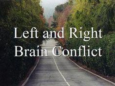 EMDR Therapy - An integrative psychotherapy approach used for the treatment of trauma. Right Brain, My Brain, Brain Art, Ptsd, Trauma, Corpus Callosum, Break The Stigma, Mental Development, Picture Albums