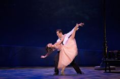 Christopher Wheeldon Directs 'An American in Paris' for Broadway.  Opens April 12