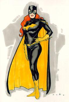 Phil Noto - Batgirl