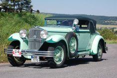 Wikov 70 Cabriolet - 1930 Repubblica Ceca