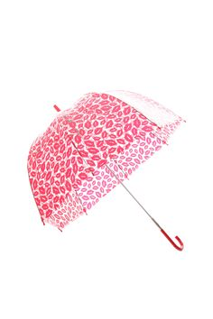 Shoptiques — Lulu Guiness Bubble Umbrella with Red Lips
