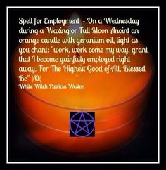 Spell for Employment