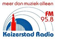 Fanbased collection keizerstad 95.8 logo