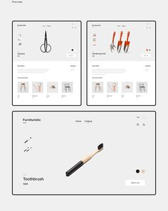 Furnituristic on Behance