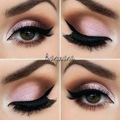 Romantic Eye Makeup Ideas picture 2 #weddingmakeup