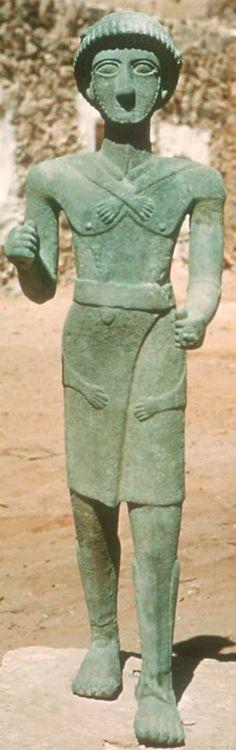 Kingdoum of saba (1200 - 275 Av.J-C) Yemen