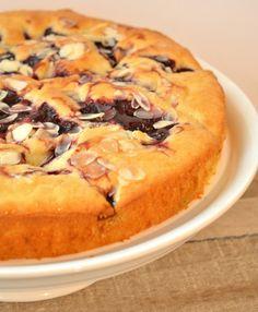 Pin on Desserts Baking Recipes, Dessert Recipes, Cherry Cake, Big Cakes, Different Cakes, Homemade Pie, No Bake Cake, Cake Cookies, Amazing Cakes