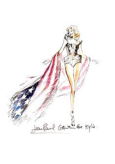 Kylie by Jean Paul Gaultier
