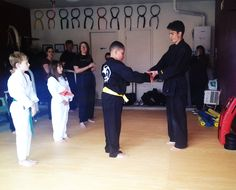 Belt promotions #xiaolukarate