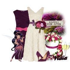 """Vidia's Wedding"" by strawberryapricotpie on Polyvore"