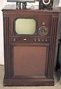 Dumont Meadowbrook 1948 US Vintage Television, Television Set, Vintage Soul, Vintage Tv, Tvs, Retro Radios, Antique Radio, Tv Sets, Record Players