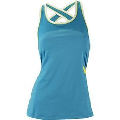Asics Women's Court X-Back, Lapis/Wow, Large by ASICS. Save 28 Off!. $35.95. This soft sueded micro-polyester shimmel has spandex for stretch and comfort. The internal shelf bra with center front mesh for support and breathability just adds for more versatality and flattering fit.