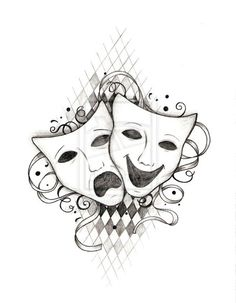 Google Image Result for http://data.whicdn.com/images/13378129/Drama_Masks_by_so_aesthetic_large.jpg