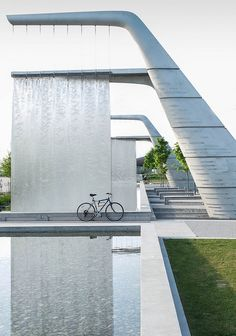 Water cycle by BruceK, via Flickr (Sherbourne Commons)