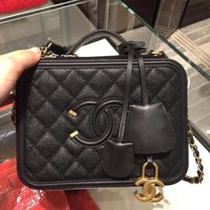 3ffaf9df3e27 34 Popular Chanel Vanity Case images