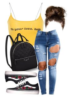 Untitled #275 by champagnayegang on Polyvore featuring polyvore fashion style clothing