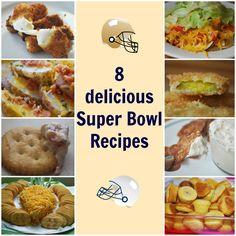 8 Super Bowl Recipes