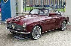 1954 Fiat 1100 TV Carrozeria Allemano