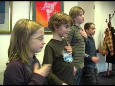 Bodypercussie instructiefilm - Koorenhuis & Residentie Orkest - YouTube