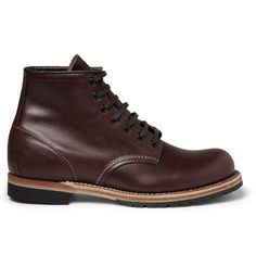 Red Wing ShoesBeckman Leather Boots --Have these.  Love them.  Highly recommended for the coming fall/winter.