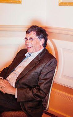 "Bill Gates On Education: ""We Can Make Massive Strides"""