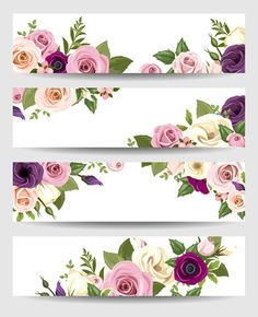 Anemone Flower, Lilac Flowers, Colorful Roses, Cute Patterns Wallpaper, Button Art, Flower Frame, Cute Stickers, Watercolor Flowers, Paper Crafts