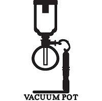 Vacuum/Siphon Pot Icon.