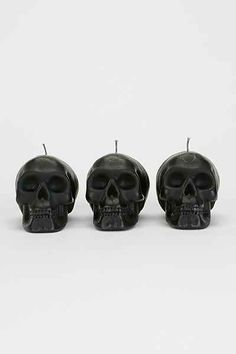 Skull Candle Set - Urban Outfitters