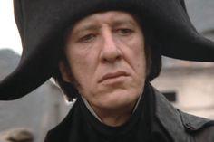 Geoffrey Rush as Javert in Les Mis.